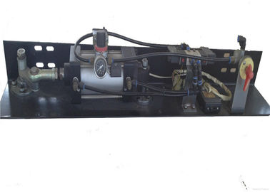 China Internal Rotary Pneumatic Bus Door , Air Cylinder Driving Pneumatic Bus Door Systems supplier