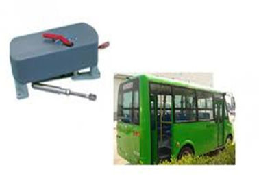 China 12V / 24V Electric Bifolding Automatic Bus Door System For Isuzu Journey supplier