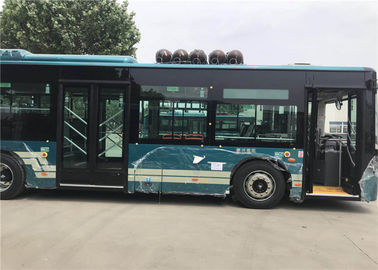 China Air Cylinder Control Automatic Bus Door System SG300 3 - 5 Seconds Open Speed supplier