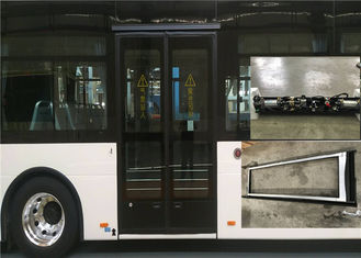 China SG400 Automatic Bus Door System Internal Swing Pneumatic Cylinder Control supplier