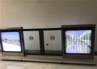 China RFID Connector Platform Screen Doors PSC Control For Fast Transportation supplier