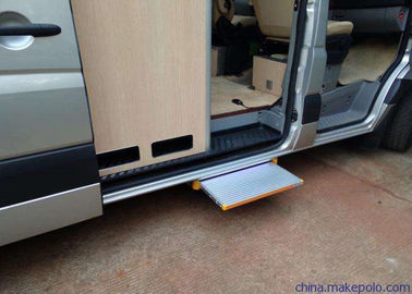 China Door Sliding Step As Bus Body Parts 12V And 24V Used For Coaster Electric Bus supplier