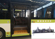 China Antipinched Automatic Bus Door System Pneumatic City Bus With Glass Lock factory