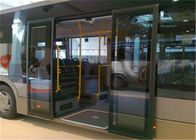 Single / Double Panel Sliding Plug Door For 100% Electric Bus Passenger Entrance