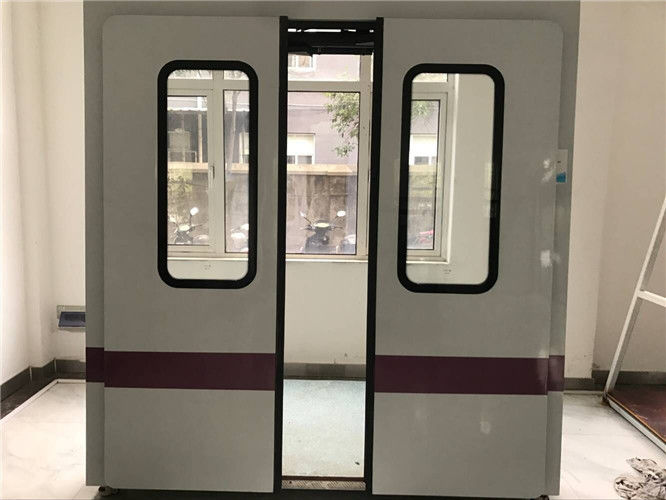 Outsliding Plug Bus Door Mechanism , Bus Door Opening Mechanism For Pure Electric Bus
