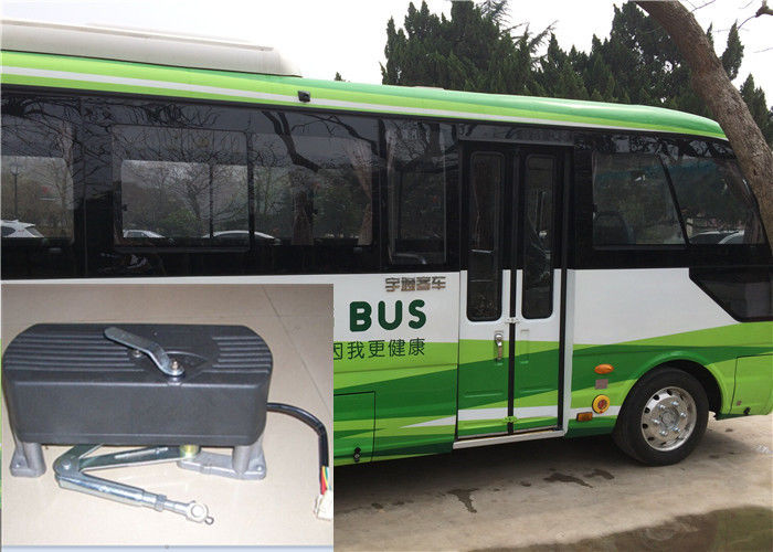 Antipinch Folding Pump Electric Bus Door Opener TS16949 Certificate For Yutong Bus