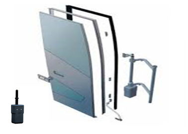NR300 Anti - Pinch Bus Door Opening Mehcanism Easy Installation And Maintenance