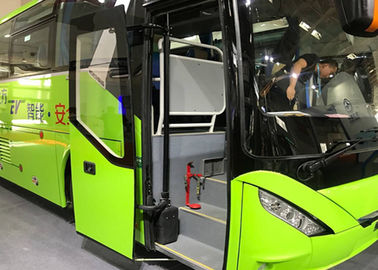 LH / RH Open Pneumatic Bus Door Systems Antipinched For Daewoo Coach Buses